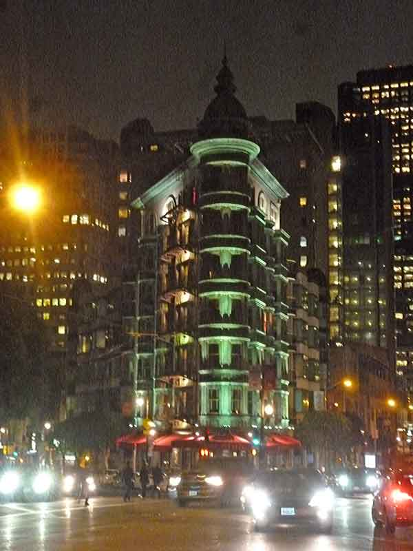 Bild 29 Abendliche Skyline in San Francisco