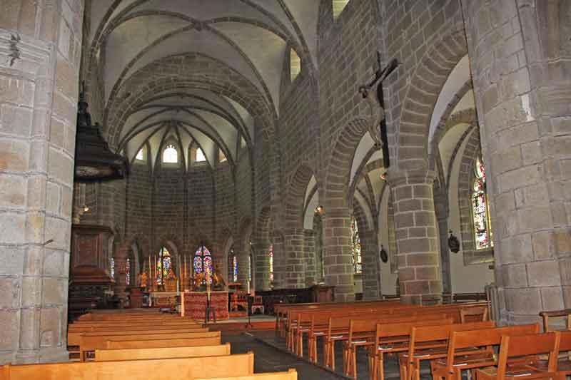 Bild 19 In der Kirche von Granville