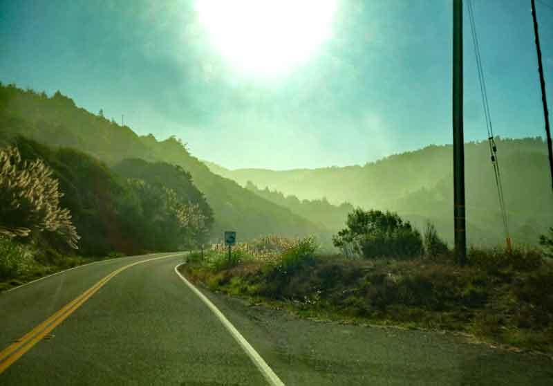 Bild 2 Unterwegs in Kalifornien