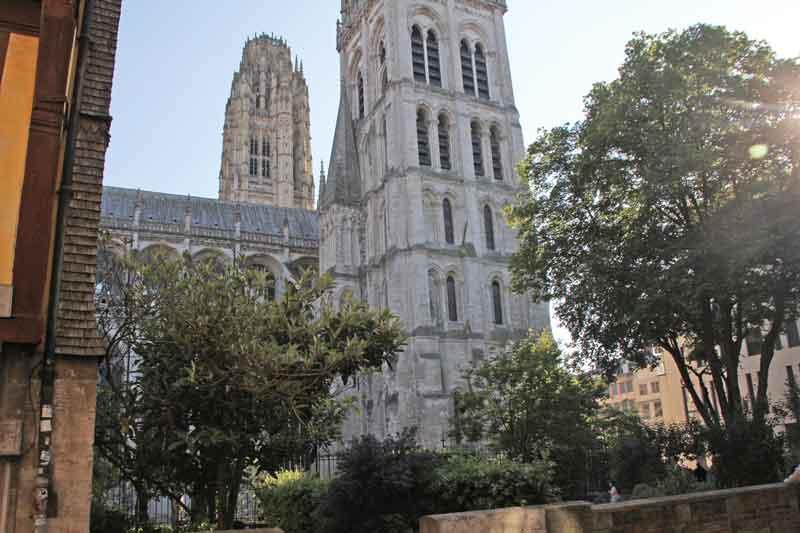 Bild 18 Kathedrale von Rouen