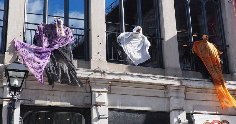Bild 30 Bald ist Halloween in Montreal