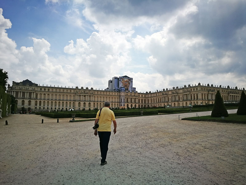 Bild 13 Parkanlagen von Versailles