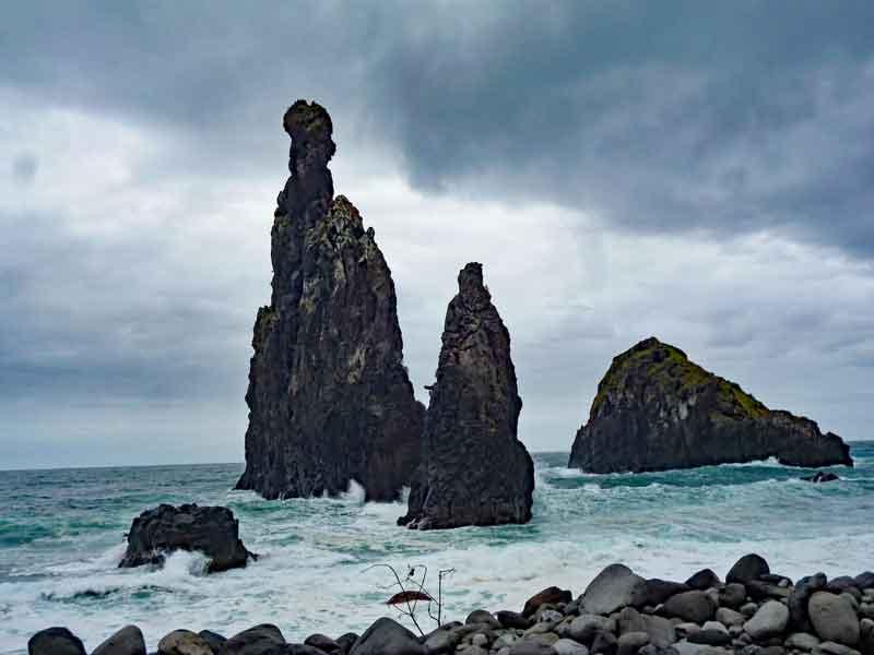 Bild 8 Auf der Nordseite von Madeira