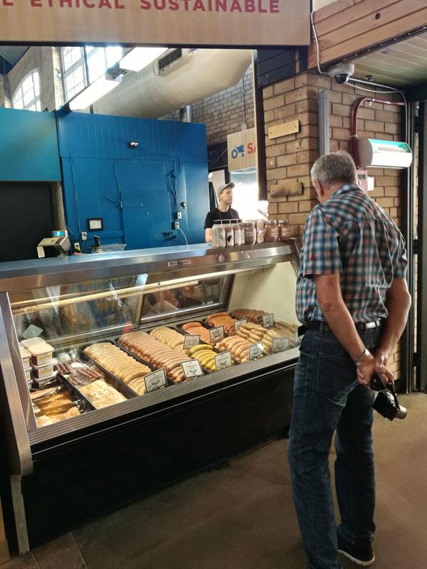 Bild 14 Warenangebot im St. Lawrence Market