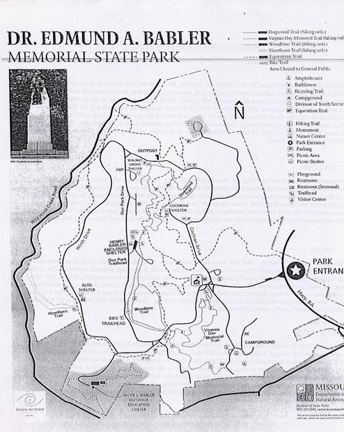 Bild 22 Babler State Park