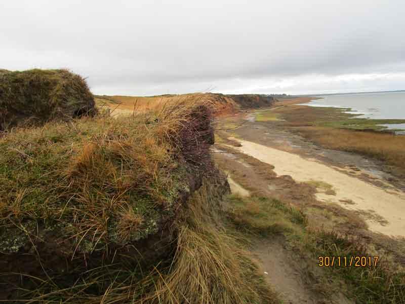 Bild 5 Am Morsumer Cliff