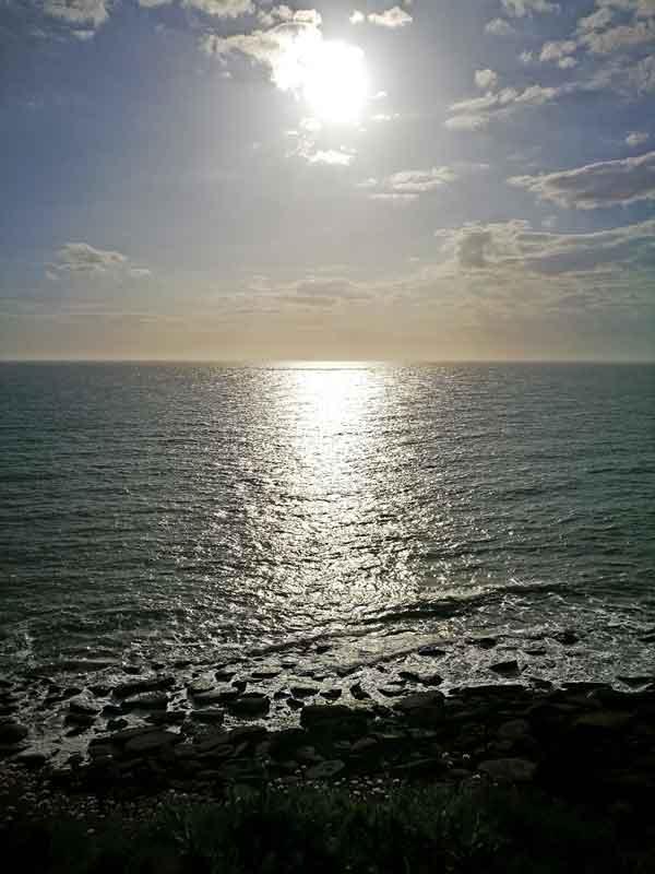 Bild 18 Wanderung zum Leuchturm von Cap Gris Nez und entlang der Klippen