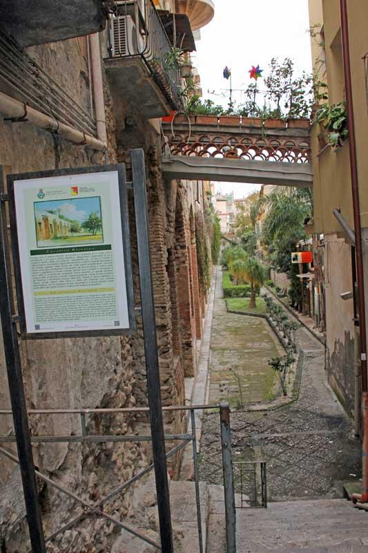 Bummel durch die Gassen von Taormina