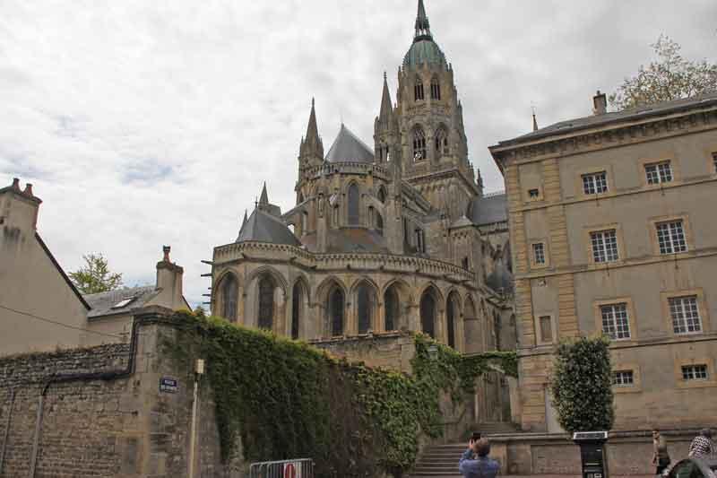 Bild 30 Bummel durch Bayeux