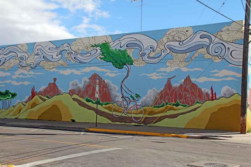 Bild 15 Murals in Laramie