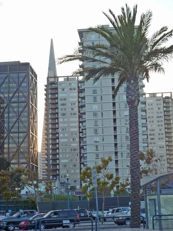 Bild 17 Blick auf die Hochhäuser von San Francisco
