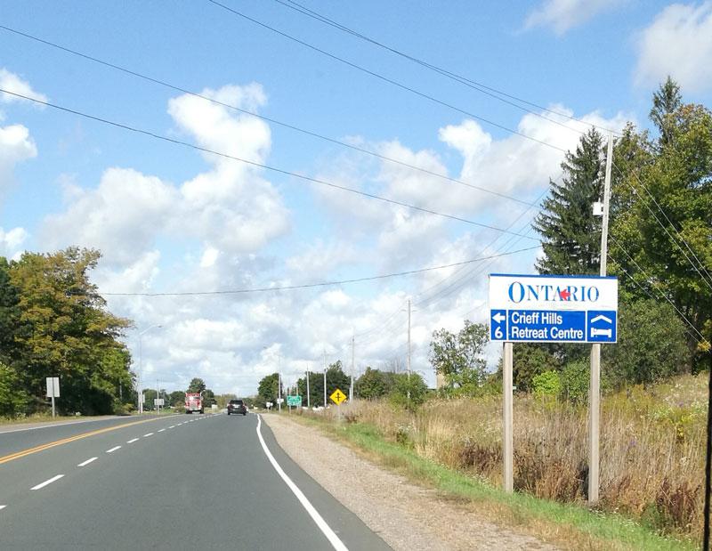 Bild 10 Unterwegs nach Norden