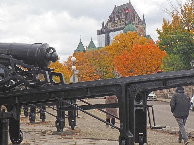 Bild 31 Bummel durch Quebec