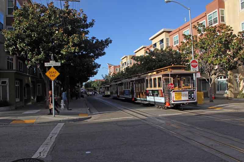 Bild 39 In den Straßen von San Francisco