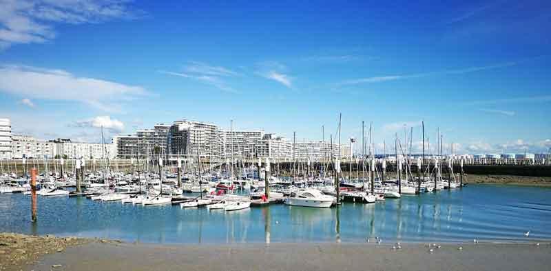 Bild 23 Hafen von Le Havre