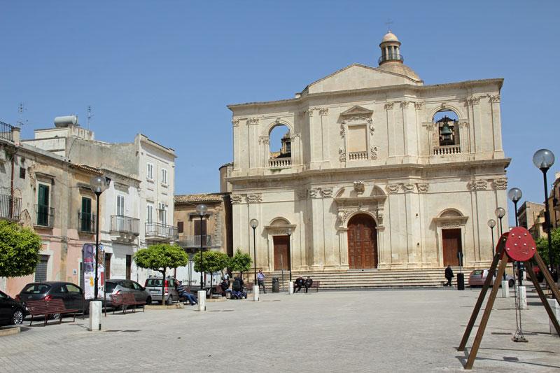 Kirche in Noto
