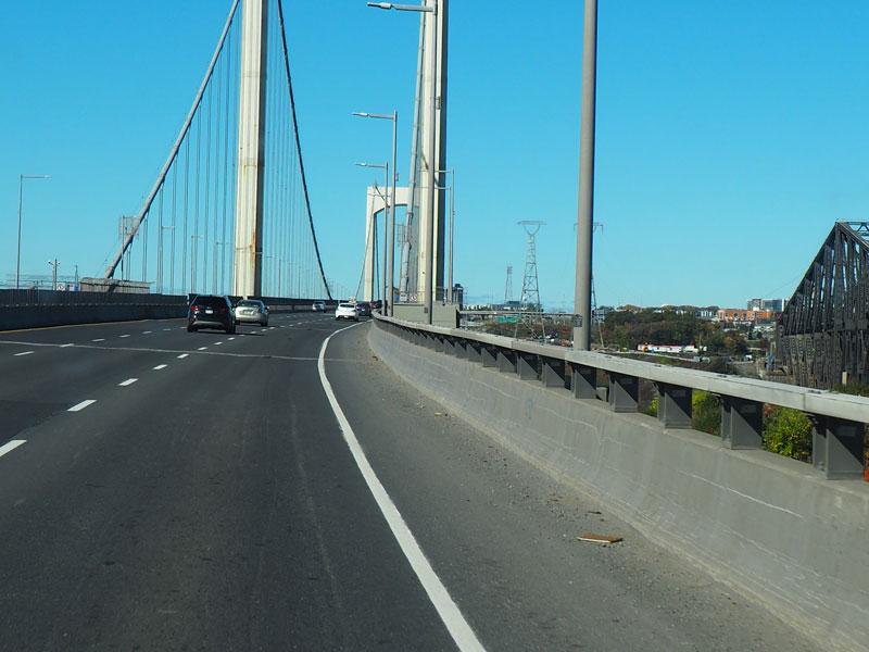 Bild 4 Brücke über den Sankt Lorenz Strom
