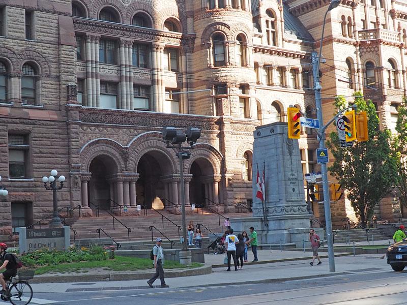 Bild 9 Unterwegs in Toronto zum St. Lawrence Market
