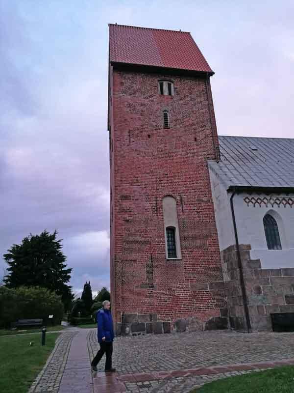 Bild 16 Severin Kirche in Keitum
