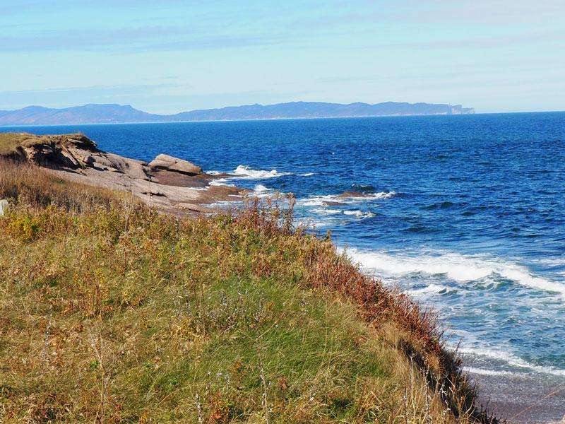 Bild 6 Zwischenstop an der Küste