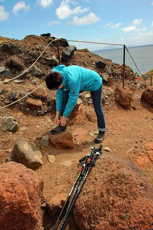 """Bild 9 Auf dem Weg zur östlichsten Spitze von Madeira dem """"Ponta de Sao Laurenco"""""""