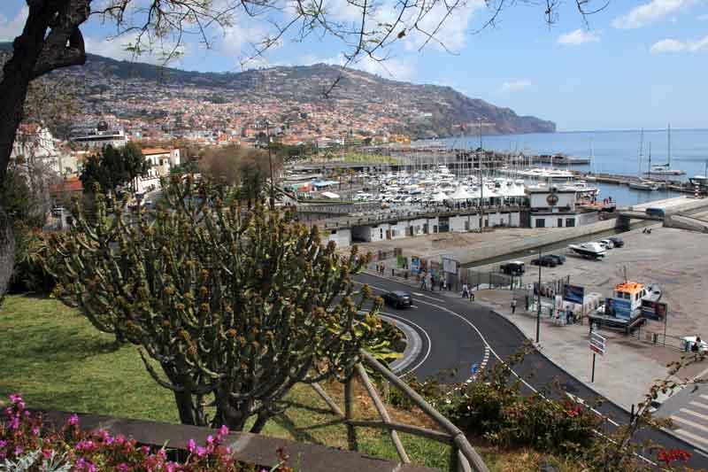 Bild 16 Bummel durch Funchal