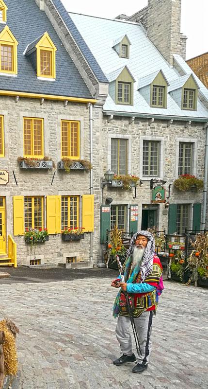 Bild 38 Bummel durch Quebec