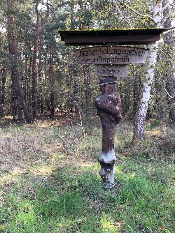 Wanderung, Rundweg, Hessen, Rodgau