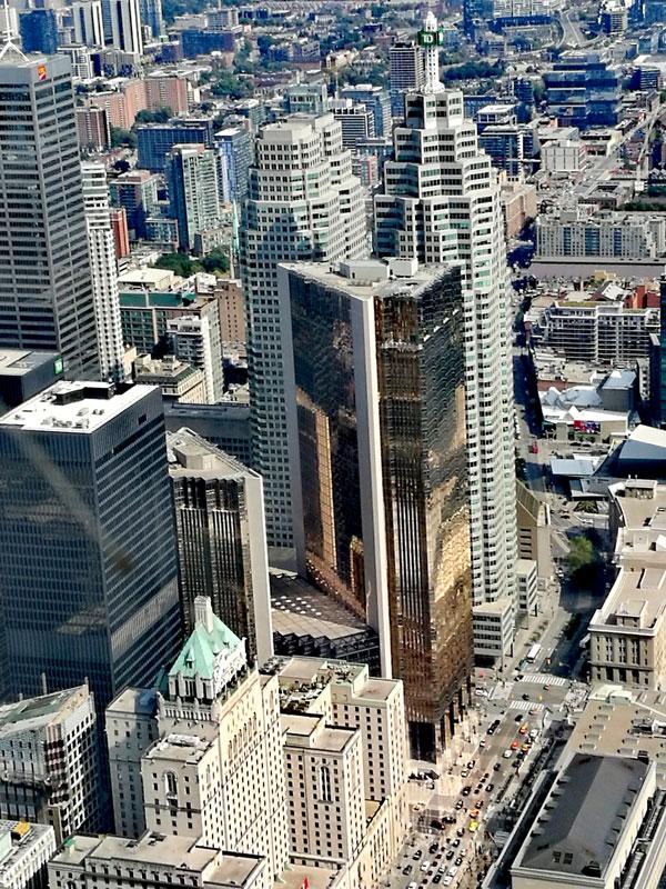 Bild 41 Blick vom CN Tower