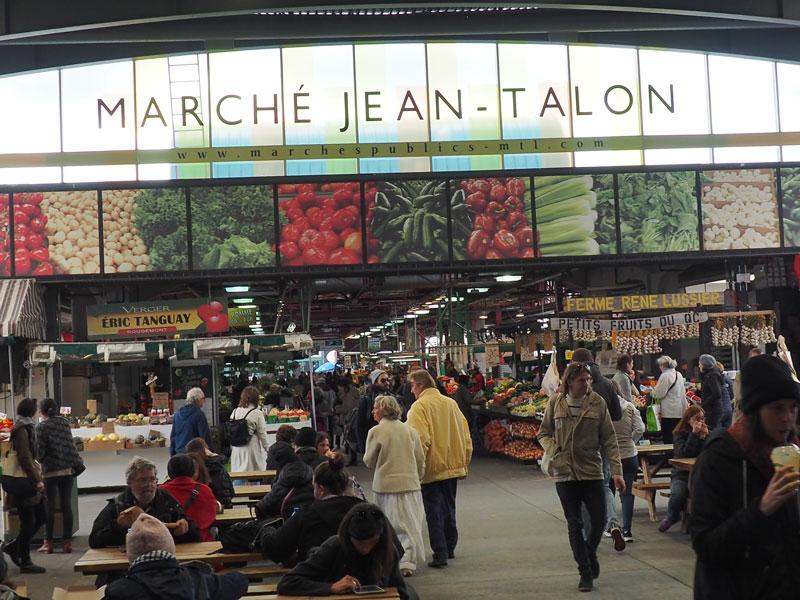 Bild 11 Der Markt Marche Jean-Talon