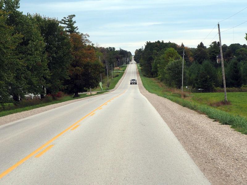 Bild 2 Freie Landstraßen