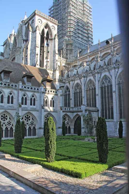 Bild 19 Kathedrale von Rouen