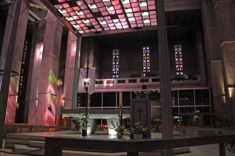 Bild 21 St. Josephs Kirche in Le Havre