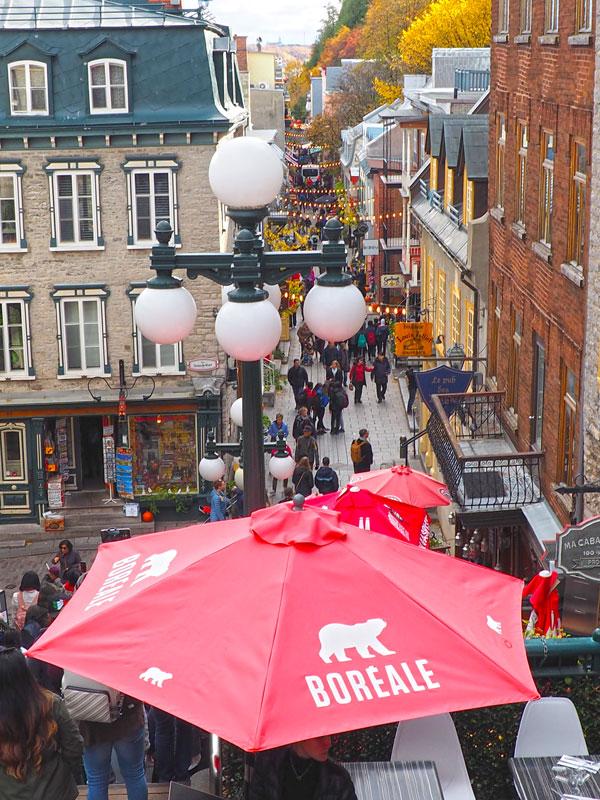 Bild 48 Bummel durch Quebec