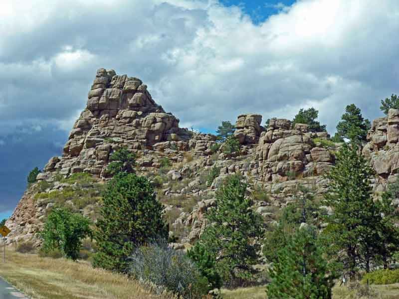 Bild 6 Unterwegs von Estes Park nach Laramie