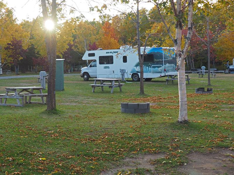Bild 37 Auf Annies Campground