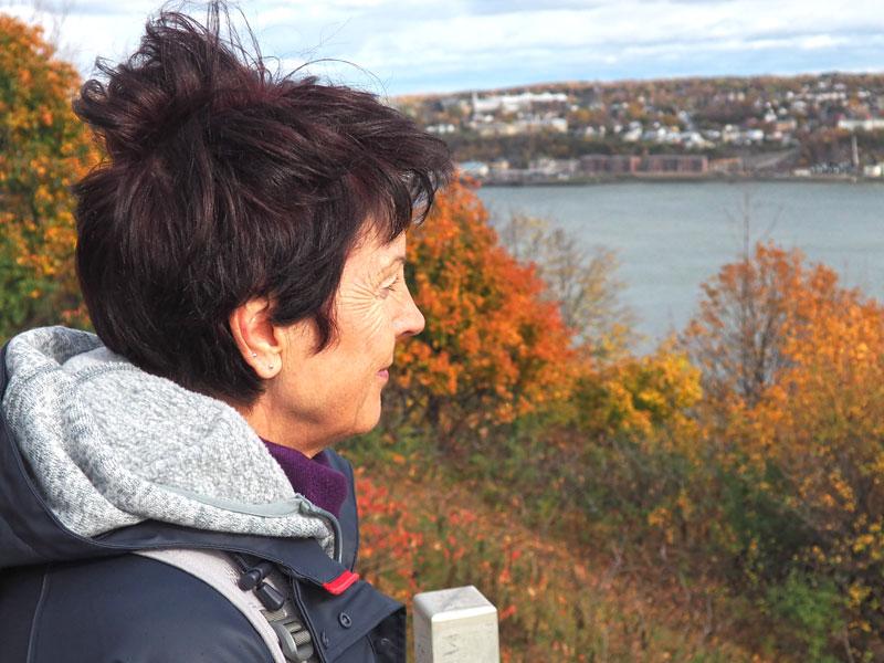 Bild 57 Bummel durch Quebec,