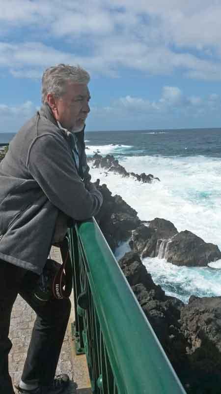 Bild 37 An der Felsenküste von Porto Moniz