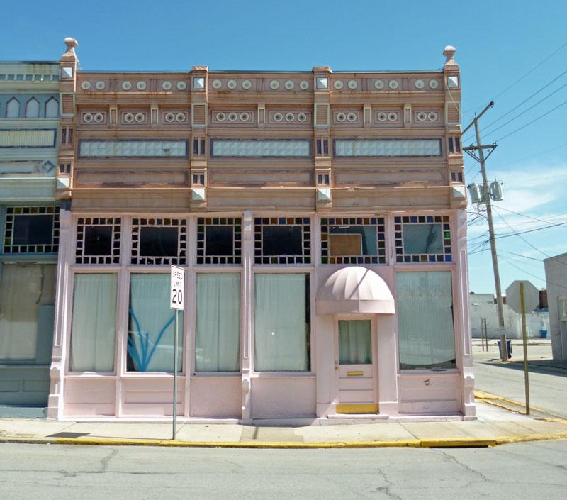 Bild 4 In Carthage, einer Kleinstadt in Missouri