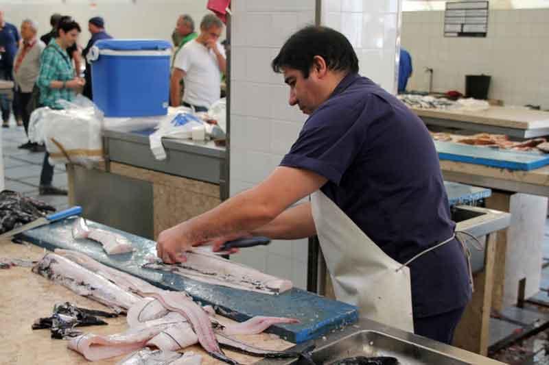Bild 30 Der Fischmarkt ist wirklich sehenswert