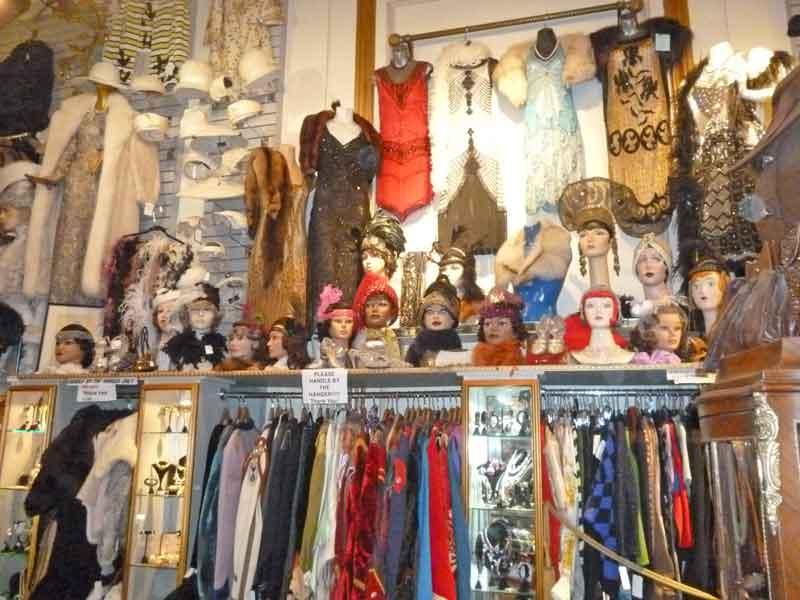 Bild 67 Läden in der Haight Street