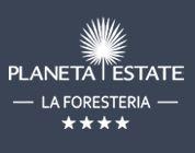 Logo der Foresteria Planeta