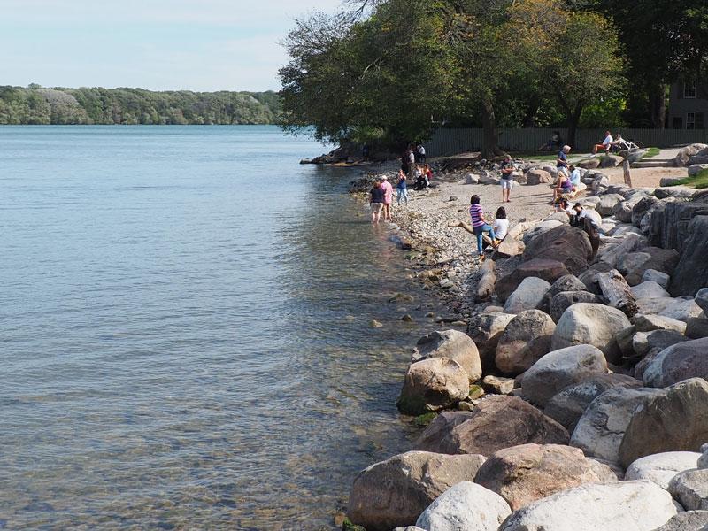 Bild 9 Blick auf den Ontario See