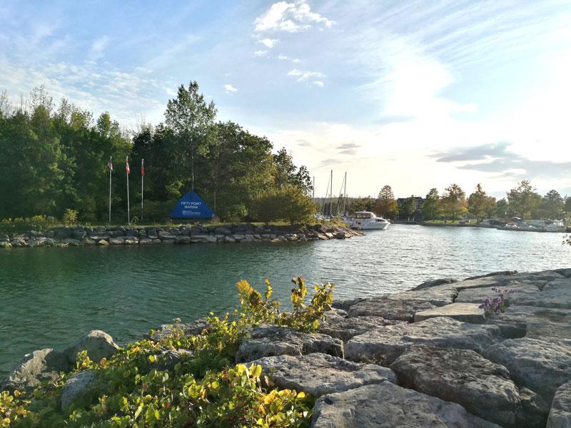 Bild 23 Kleiner Spaziergang zur Marina