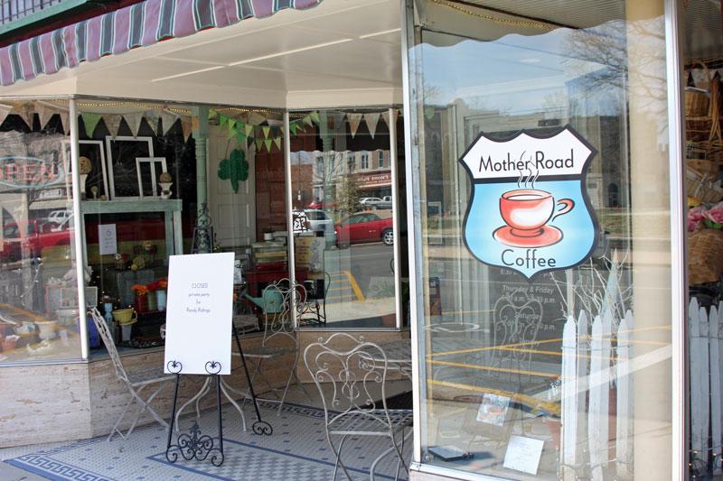 Bild 6 Route 66 Cafe in Carthage, einer Kleinstadt in Missouri