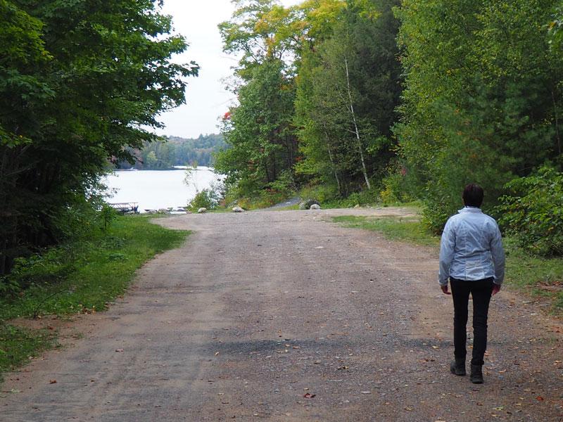 Bild 10 Kleine Wanderung zum See der dem Campground den Namen gibt
