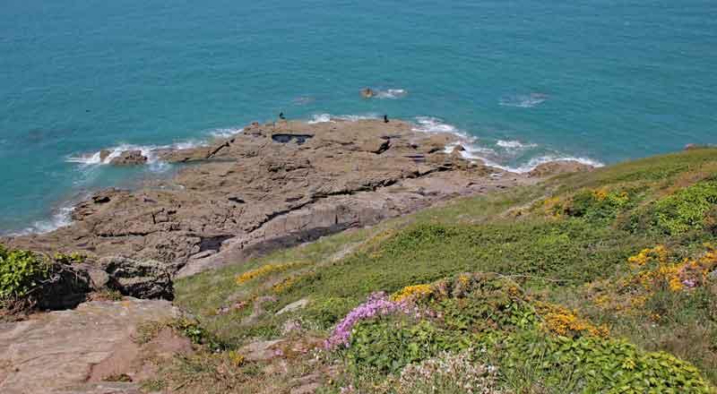 Bild 23 Auf der Landzunge Pointe du Grouin