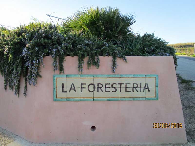 Die Foresteria Planeta bei Menfi