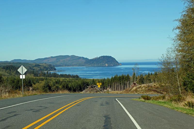 Bild 15 Auf dem Weg zu Cape Flattery