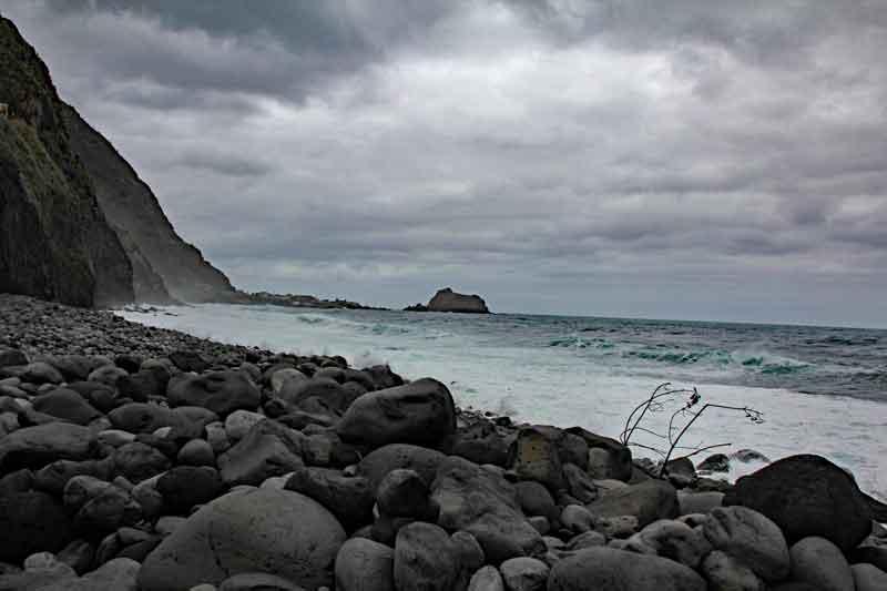 Bild 6 Auf der Nordseite von Madeira